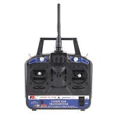 Flysky Fs-Ct6b 2.4ghz 6-Channel Radio Radio Model Rc Transmitter & Receiver G5N7
