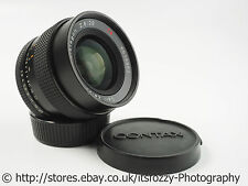 Carl Zeiss 28 mm f/2.8 Distagon premier grand angle objectif contax yashica mount