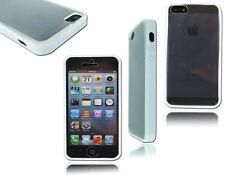 Nueva delgado y elegante frontal nuevo parachoques teléfono Funda Apple I Phone 4 4s 5 5s 5c
