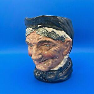 Authentic Vintage Royal Doulton Character Toby Jug Granny D5521 Large