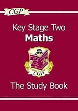 KS2 Maths Study Book by CGP Books (Paperback, 2008)