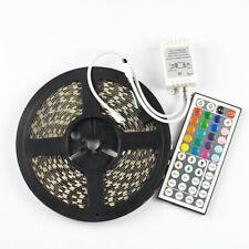 SUPERNIGHT® RGB 10M 5050 600 LED Light Strip Non-waterproof+44keys IR Controller