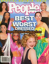 People 9/98,Cameron Diaz,Best & Worst Dressed of 1998,September 1998,NEW