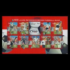 Austria 2004 - Anniv. Austrian Football Federation Soccer Sports - Sc 1948 MNH