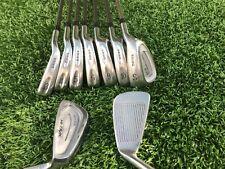 Daiwa Hi-Trac MF-110 Mid-Size Iron Set Golf Clubs 3-Iron to SW R-Flex Very Good