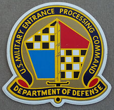 Department Of Defense US Military Entrance Processing Command Decal / Sticker
