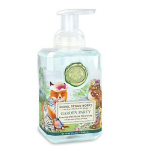 Garden Party Foaming Hand Soap by Michel Design Works