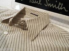 "PAUL SMITH Mens MAINLINE Shirt 🌍 Size M (CHEST 38"") 🌎 RRP £195+🌏 LIGHTWEIGHT"