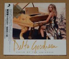 Delta Goodrem Child of The Universe Taiwan Ltd 2 CD RARE Sealed W/Obi