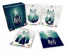 The Ring Collection Limited Edition Blu Ray Box Set