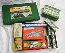 VIntage Hornby Meccano AcHO Train Set & Accessories - Lots of Stuff, Much Unused
