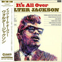 WALTER JACKSON-IT'S ALL OVER-JAPAN MINI LP CD BONUS TRACK C94