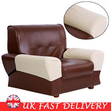 2x Premium Furniture Sofa Arm Rest Covers Couch Chair Arm Protectors Stretchy UK