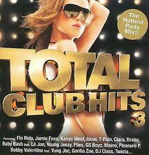 1 CENT CD VA Total Club Hits, Vol. 3 flo rida, kanye west, t-pain, ciara, drake