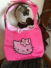 Sanrio Hello Kitty pink handbag