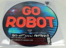 Red Hot Chili Peppers | go robot | RSD 2017 MISPRINT SEALED 12'' PICTURE DISC