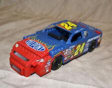 Jeff Gordon Mega Blocks NASCAR Pro Builder Dupont CAR #9976 #24 2006 RARE