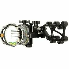 Trophy Ridge React Pro Bow Sight Left Hand 5 Pin Black AS825L19