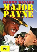 MAJOR PAYNE : NEW DVD