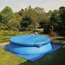 More details for 15ft round swimming pool cover for outdoor garden fot family paddling pool uk