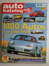 auto katalog Modelljahr 1997 Nr. 40 - Vereinigte Motor-Verlage GmbH, 308 Seiten