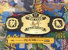 WWF TAG TEAM CHAMPIONS Kids Wrestling Belt  (Jakks Pacifics 2005)