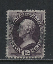 United States 1870-71 Henry Clay 12c dull violet (151) used