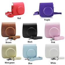 Camera Bag Strap Retro Case Pouch Shoulder for Camera Instax Polaroid Mini8 8+ 9