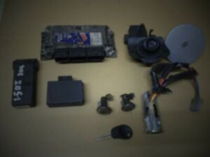 Citroen Saxo 1.5 D Diesel fit - BOSCH ECU 0281001839 + IGNITION LOCK & LOCKS SET