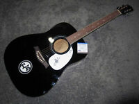 TOBY KEITH Autograph SIGNED Full Size Acoustic Guitar PSA COA Country Legend