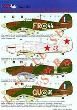 AML Models Decals 1/48 HAWKER HURRICANE IN THE USSR Part 1 w/Resin Set
