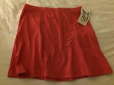 New Badminton Tennis Skirt XS 8-10 Lady School Sport Court Girl Pink Head Yonex