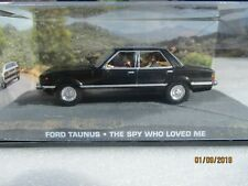 JAMES BOND CARS COLLECTION 075 FORD TAUNUS