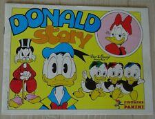 Donald story PANINI sticker album Walt Disney klassiekers NIEUW / NOUVEAUX