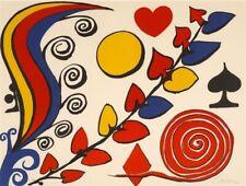 Alexander Calder - Komposition