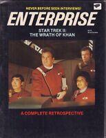 Enterprise Star Trek 2 The Wrath of Khan 022017NONDBE