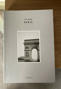 Cereal City Guide Paris - Immaculate Condition