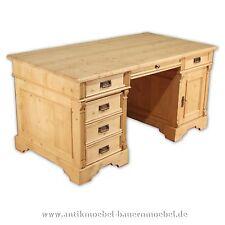 Schreibtisch,Arbeitstisch,Computertisch,Tisch,Weichholz,Bauernmöbel, Gründerzeit