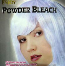 Haare Bleichen Blondierung Emo Gothic Punk PERLEN WEISS