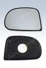 Specchio retrovisore HYUNDAI Atos 97>2000 Prime Santro --piastra agganc+vetro SX