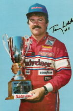 Terry Labonte signed BUDWEISER 1988 POSTCARD photo #11
