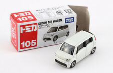 JAPAN TAKARA TOMICA 105 SUZUKI MR WAGON DIECAST CAR MODEL (WHITE) 392644