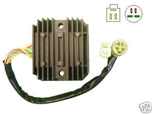 715896 Regulator Rectifier for Honda XRV750 P-Y Africa Twin 1993-2003 (7 wires)