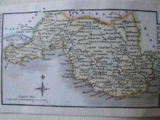 Antique European Maps & Atlases Wales 1800-1899 Date Range