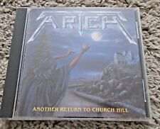 ARTCH ANOTHER RETURN TO CHURCH HILL CD BLADE RECORDS ENIGMA HARD ROCK METAL RARE