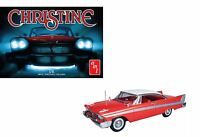 """""""Christine"""" 1958 Plymouth Fury 1:25 Scale AMT Detailed Plastic Kit AMT801"""
