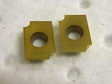 Cutting Tool Technologies Carbide Milling Inserts CV15190 C5 Qty 2 CV15190T
