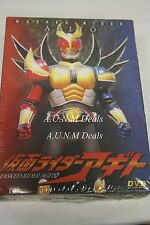 masked rider agito DVD-CRT-102 chapter 1-51 (7 Disc set) Very rare set (New)