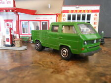 VW Transporter Cab Pickup - 1/64 Scale Limited Edition Must See Photos