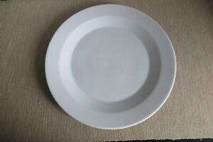 "2 x QUALITY DENBY JAMES MARTIN 11"" DINNER PLATES"